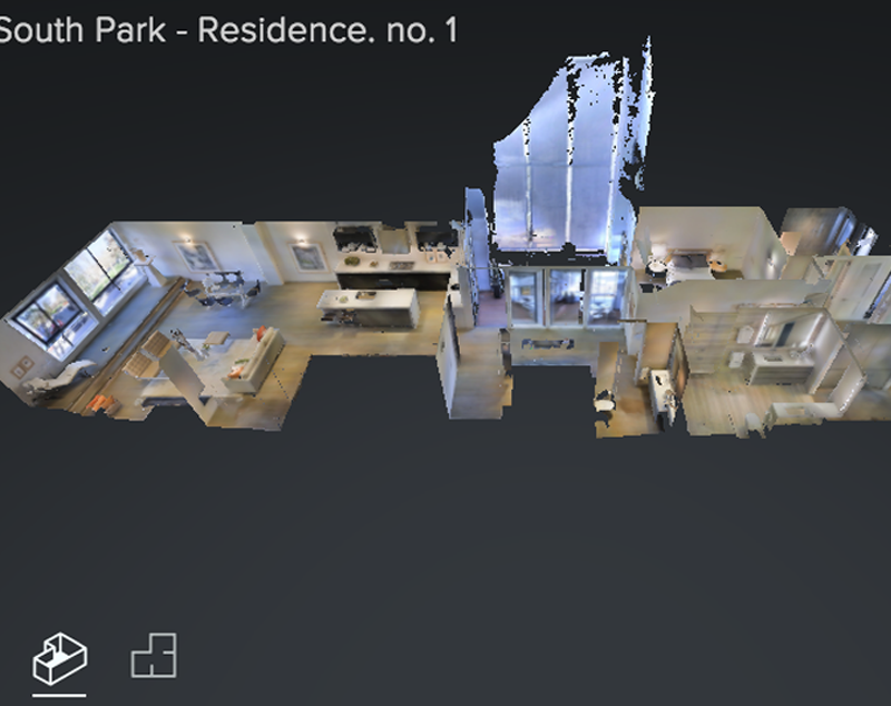 RESIDENCE NO.1 – 3D TOUR